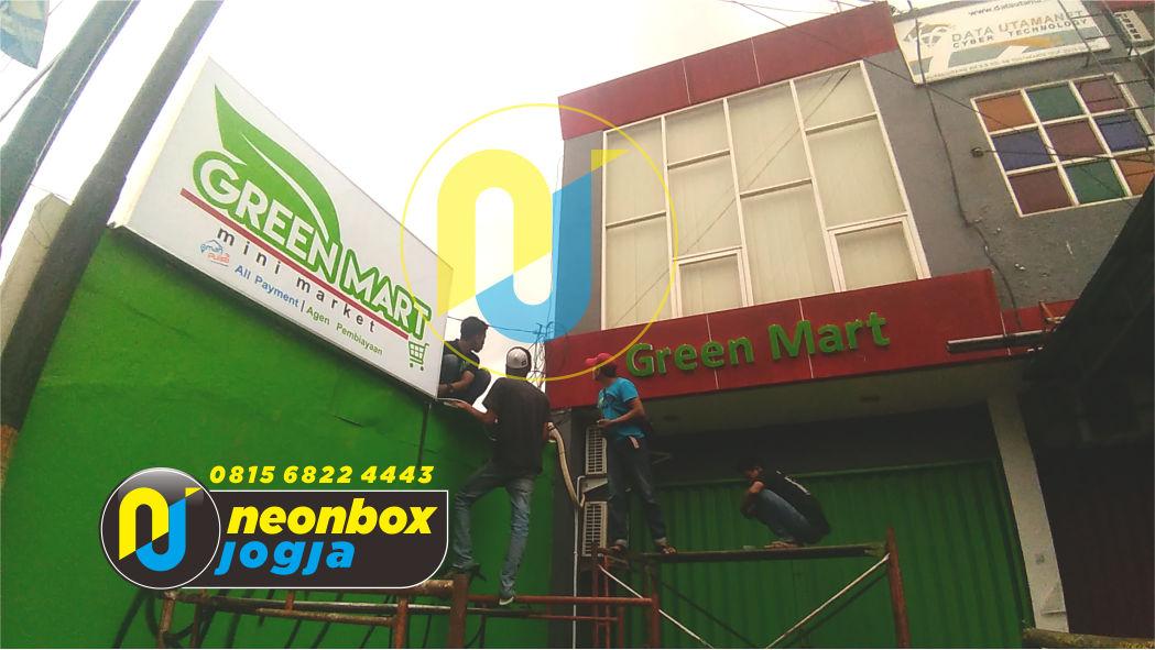 Jasa Neon Box di Jogja