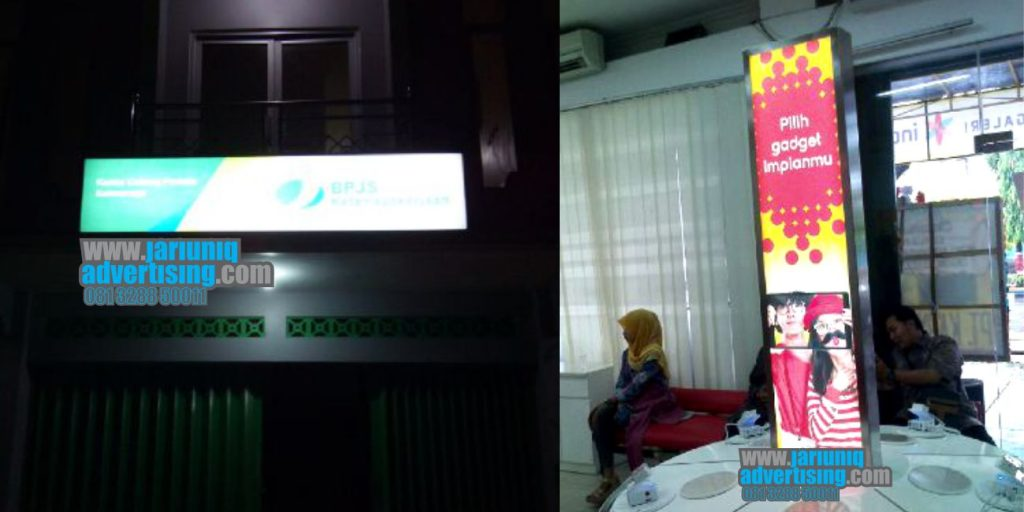 Jasa Advertising Jogja Neon Box Di Bantul