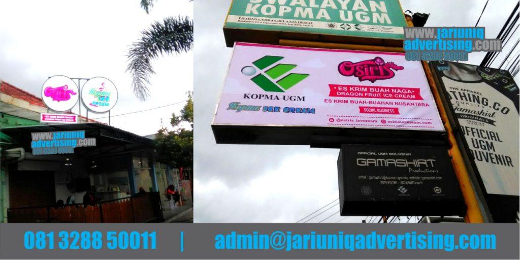 Jasa Advertising Jogja Neon Box Di Bantul Yogyakarta